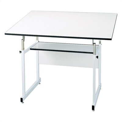 Alvin and Co. WorkMaster Jr. Melamine Drafting Table