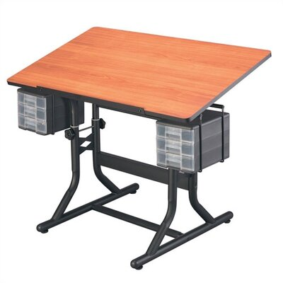 Alvin and Co. CraftMaster Wood Drafting Table
