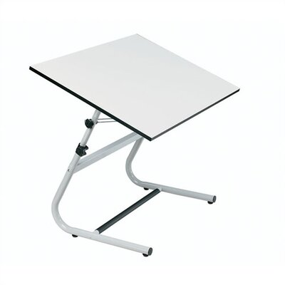 Alvin and Co. Vista Melamine Drafting Table