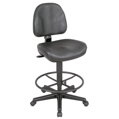 Backrest Leather Premo Ergonomic Office Chair