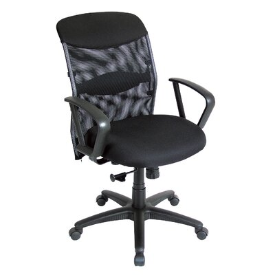 Alvin and Co. Mesh Fabric Salambro Manager's Chair