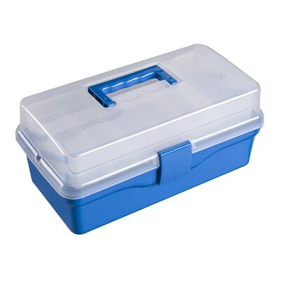 Alvin and Co. Two Tray Art Tool Box
