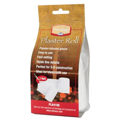 Alvin and Co. Plaster Roll