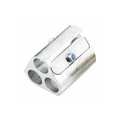 Alvin and Co. Magnesium Triple-Hole Sharpener