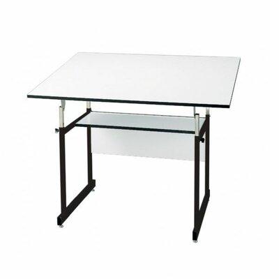 Alvin and Co. WorkMaster Jr. Melamine Drafting Table