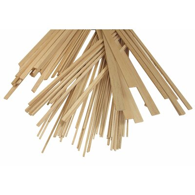 Alvin and Co. Balsa Wood Strip
