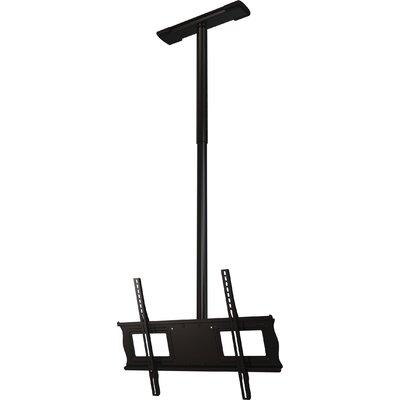 """Crimson AV Complete Installation Kit Tilt Universal Ceiling Mount for 37"""" - 63"""" Screens"""