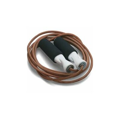"PowerMax 108"" Leather Jump Rope"