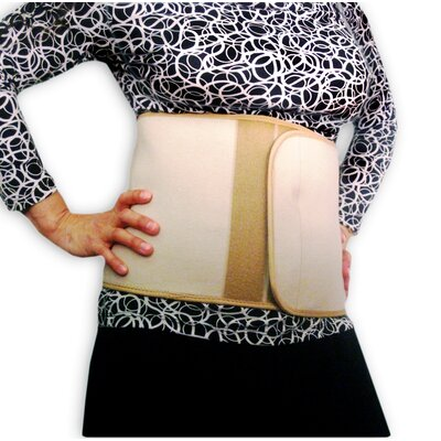 Post-Partum After Care Compression Belt in Beige