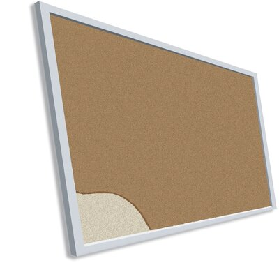 Best-Rite® Natural Add-Cork Tackboard Series AC-826
