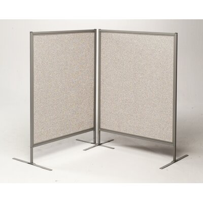 "Best-Rite® 55"" x 40"" Portable Display Panels and Dividers"