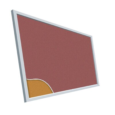Best-Rite® Cut Edge Vin-Tak Bulletin Board