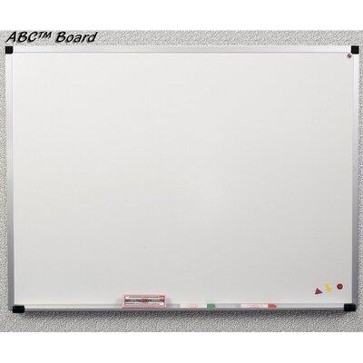 Best-Rite® ABC Porcelain Steel Whiteboard