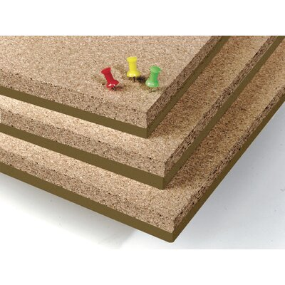 Best-Rite® Natural Cork-Plate Panel (unframed)