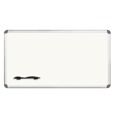 "Best-Rite® Presidential Porcelain Steel Board 33.75"" x 4'"