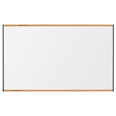 Best-Rite® 4' H x 4' W Porcelain Steel Markerboard with Origin™ Trim