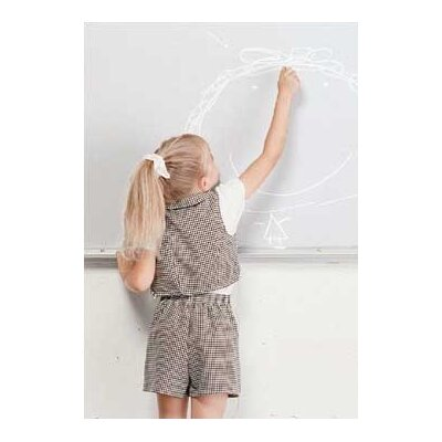 "Best-Rite® El Grande"" 5' High Boards - Porcelain Steel Markerboard 5' x 10'"