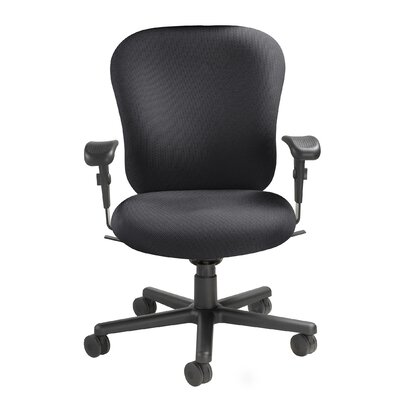 Nightingale Chairs Mid-Back 24/7 Heavy Duty Task Chair