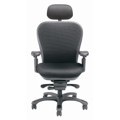 Nightingale Chairs Mesh Back CXO Heavy Duty Big and Tall Office Chair
