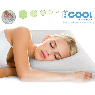 Extreme Luxury Memory Foam Pillow