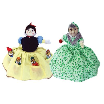 Alma's Design Snow White - Mini Doll
