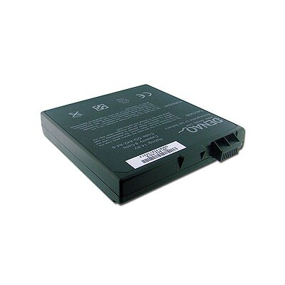 Denaq 8-Cell 4800mAh Lithium Battery for ASUS A4 / A4000 Laptops