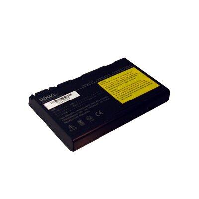 Denaq 8-Cell 4400mAh Lithium Battery for ACER Aspire / TravelMate Laptops