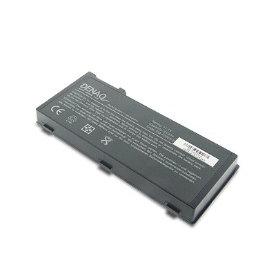 Denaq 9-Cell 80Whr Lithium Battery for HP / Compaq Laptops