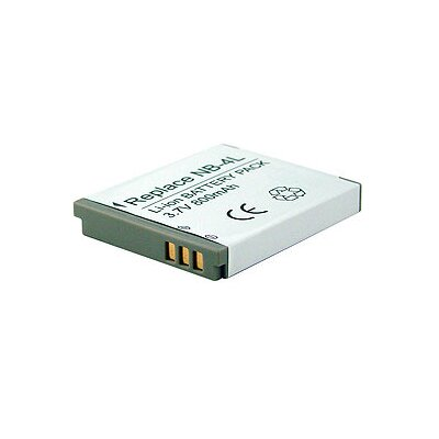 Denaq New 800mAh Rechargeable Battery for CANON Cameras