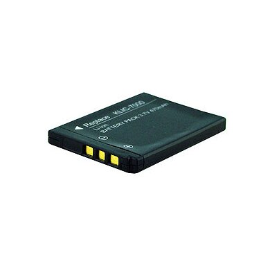 Denaq New 470mAh Rechargeable Battery for KODAK Cameras