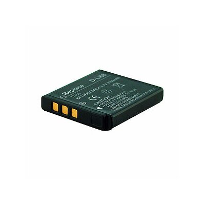 Denaq New 1150mAh Rechargeable Battery for FUJIFILM / KODAK / PENTAX Cameras