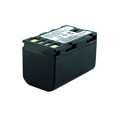 Denaq New 2000mAh Rechargeable Battery for JVC Cameras