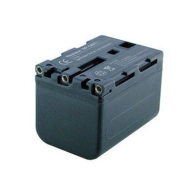 Denaq New 1600mAh Rechargeable Battery for SONY Handycam Cameras