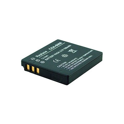 Denaq New 900mAh Rechargeable Battery for PANASONIC Cameras