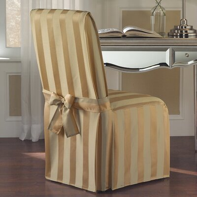 united curtain co parson chair slipcover