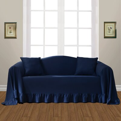 United Curtain Co. Westwood Sofa Slipcover
