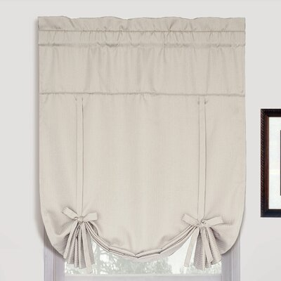 United Curtain Co. Metro Tie Up Shade