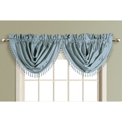 United Curtain Co. Anna Waterfall Curtain Valance