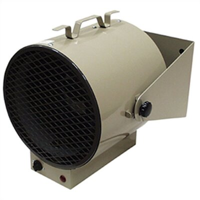 TPI Portable Fan Forced Unit Heater