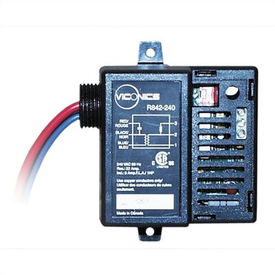 TPI Hydronic / Architectural Style Baseboard Relay Control &amp; 24V Room Sensor