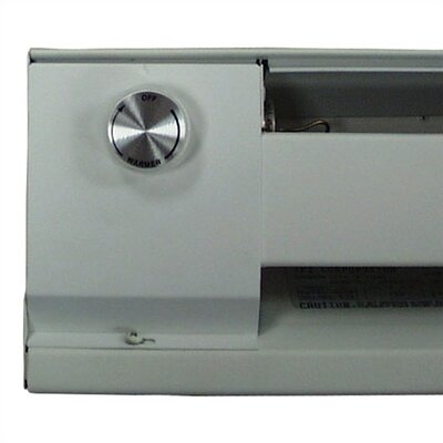 TPI Baseboard Electric Space Thermostat