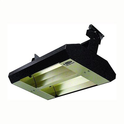 TPI Mul-T-Mount 17,065 BTU's 2-Lamp Infrared Heater