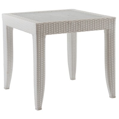 David Francis Furniture Mykonos End Table