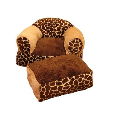 Giraffe Kid's Club Chair