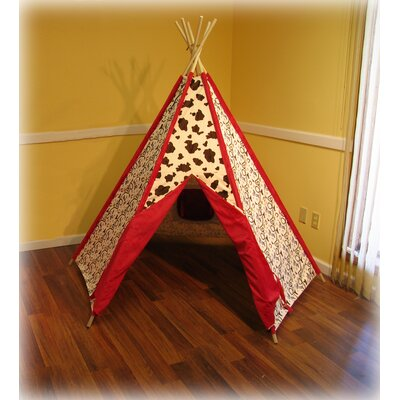 Ozark Mountain Kids Buckaroo TeePee