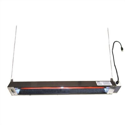 Fostoria Quartz 10,240 BTU Infrared Ceiling Mount Electric Space Heater