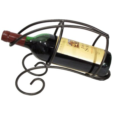 Metrotex Designs Iron Server Wine Rack