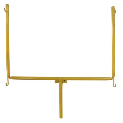 Hall of Fame Football Goal Post Coat Rack