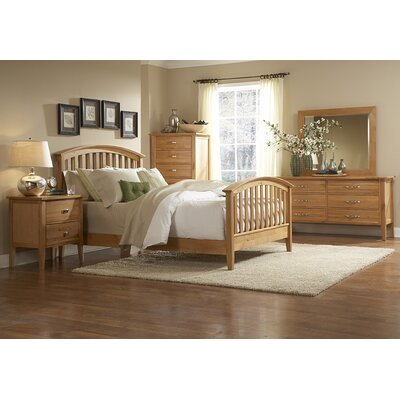 Mastercraft Collections Urban Homemaker California King Slat Bedroom Collection