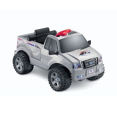 Fisher-Price Power Wheels Ford F-150 6V Battery Powered Car